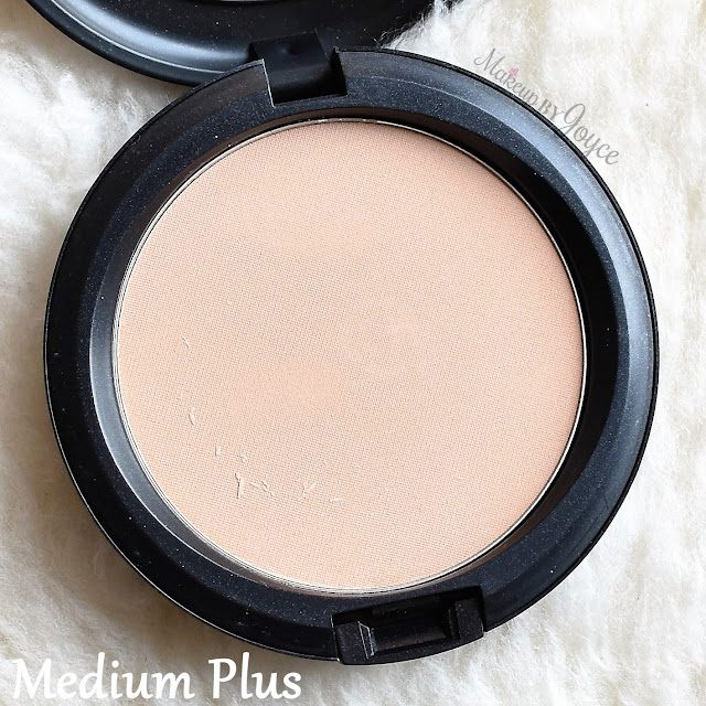 MAC Pro Longwear Pressed Powder Medium Plus Review