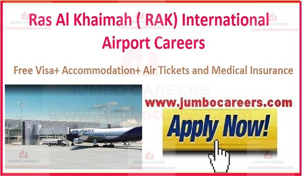Airport jobs in RAK,
