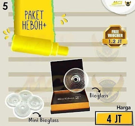 PAKET HEBOH 5 MCI <price>Rp 4.000.000</price>