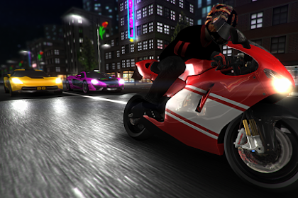 Download Game Racing Fever Moto v1.1.3 Mod Apk (Unlimited Money) Terbaru For android