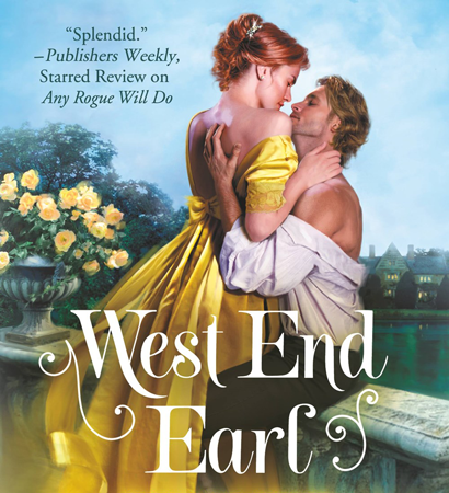 Book Review: West End Earl (Misfits of Mayfair #2) by Bethany Bennett