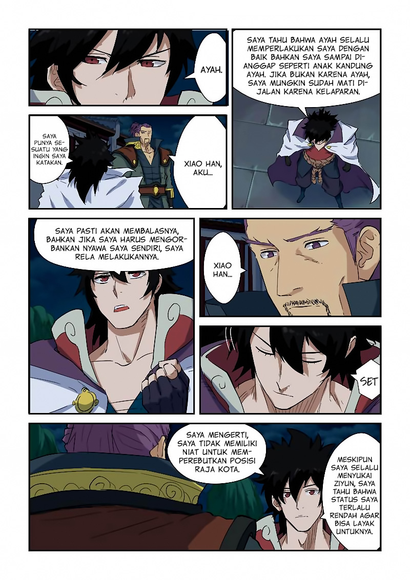 Tales of Demons and Gods Chapter 141
