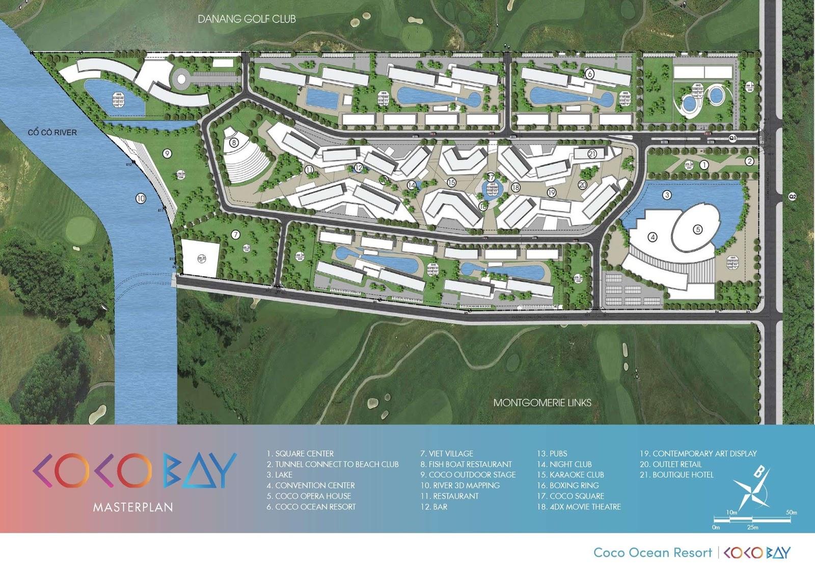 Giới thiệu dự án Cocobay Đà Nẵng