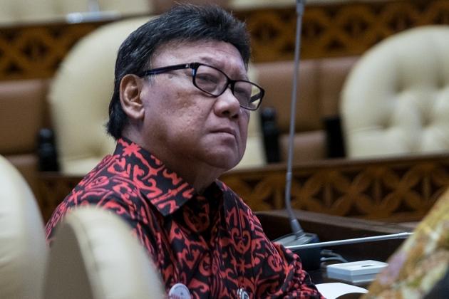 Tim Prabowo-Sandi: KPK Sudah Sepatutnya Seret Mendagri ke Proses Hukum