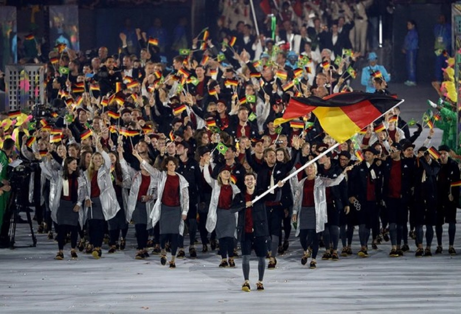 RIO OLYMPICS OPENING CEREMONY 6