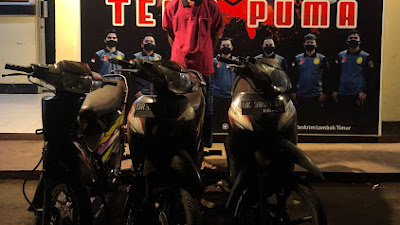 Melawan, Pelaku Curanmor Jual Motor Melalui Online Ditembak Polisi