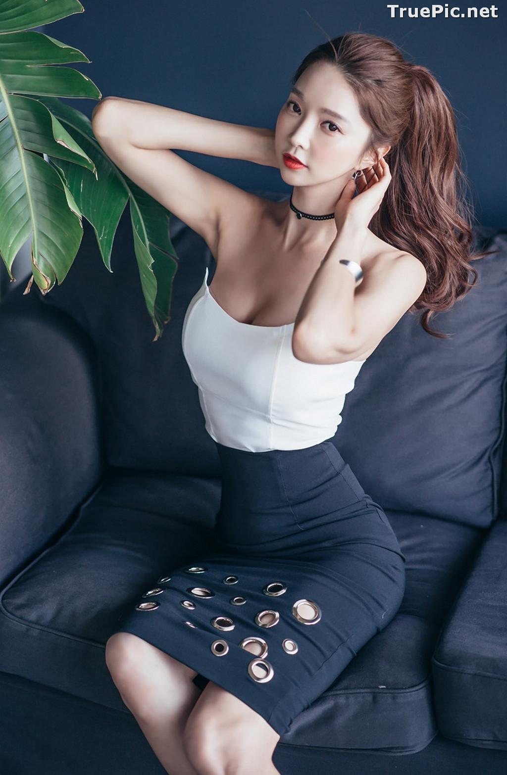 Image Korean Beautiful Model – Park Soo Yeon – Fashion Photography #3 - TruePic.net - Picture-8