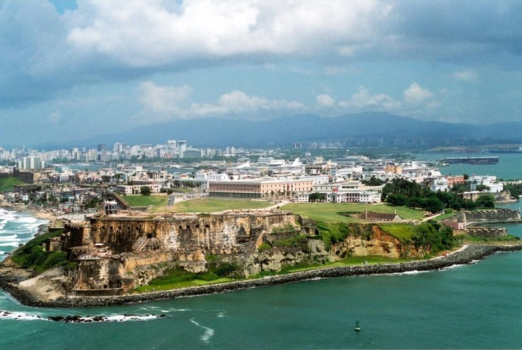 Top 10 Vibrant Cities in South America - Old San Juan, Puerto Rico