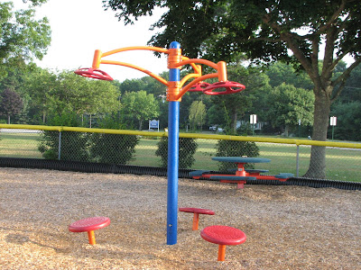 Quashnet School Play Area