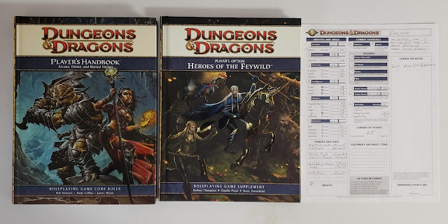 Dungeons & Dragons 4e