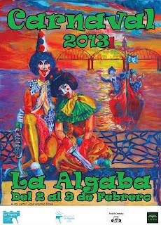 Carnaval La Algaba 2013 - José Antonio Rosa