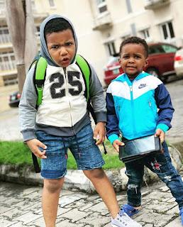 Sophie Alakija kids