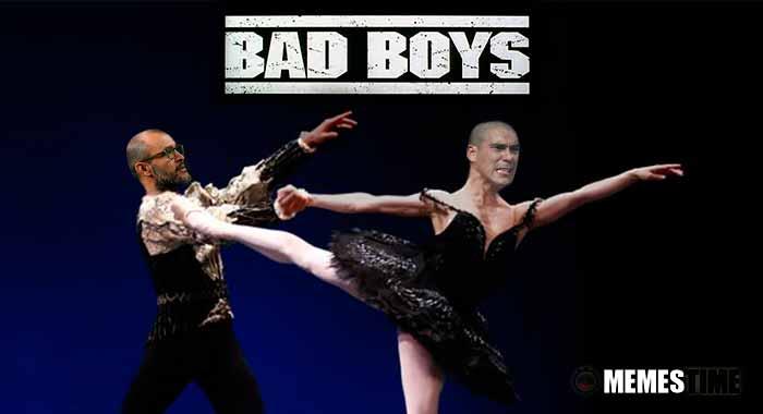 GIF Memes Time, da bola que rola e faz rir - Será que os jogadores do Porto têm de deixar de ser bons rapazes, como afirma Fernando Madureira? O que farão Nuno Espírito Santo, Maxi Pereira e os restantes jogadores no Clássico Porto x Benfica? – Bad Boys