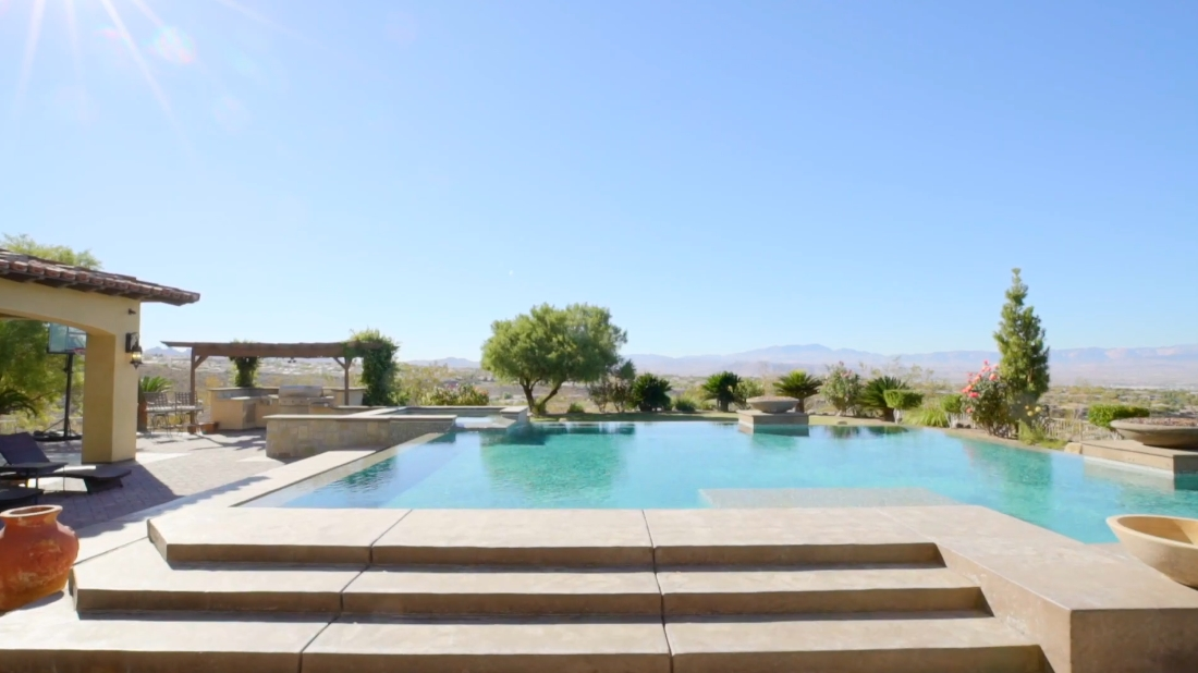 31 Photos vs. 2 Awbrey Ct, Henderson, NV Luxury Mansion Interior Design Tour