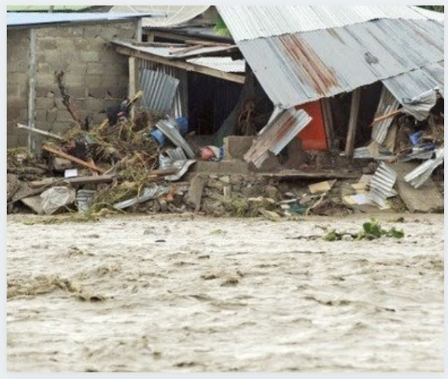More than a hundred and ten dead after flash floods in Indonesia tropical cyclone Seroja east timor adonara island