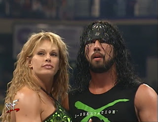 WWE / WWF No Way Out 2000 - X-Pac and Torri