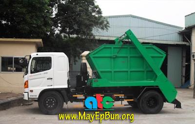 Áp dụng máy ép bùn khung bản hoặc máy ép bùn bẳng giúp giảm thiểu chi phí thuê xe chở bùn