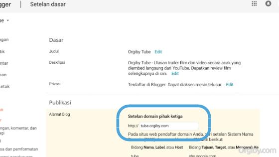 Hemat Biaya Dengan Custom Domain Blogspot