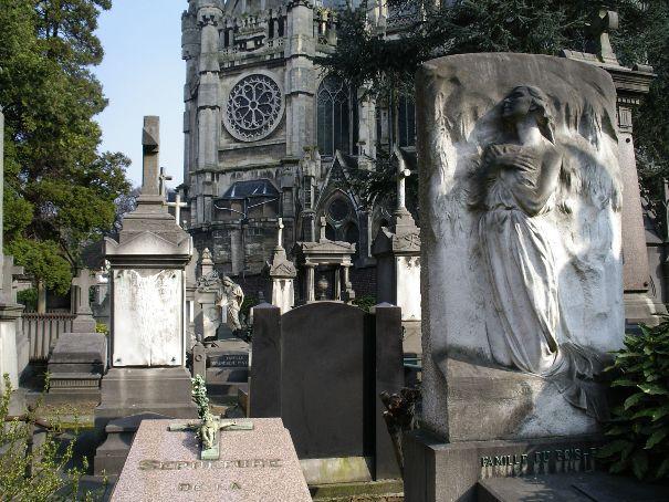Cemetery of Laeken (Brussels, Belgium)