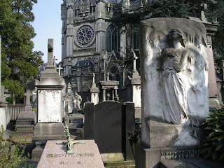 Cemetery of Leaken