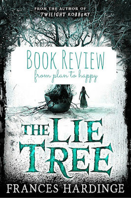 The Lie Tree is a children's novel that is not a typical children's novel - full of murder, suicide, intrigue, and affairs.