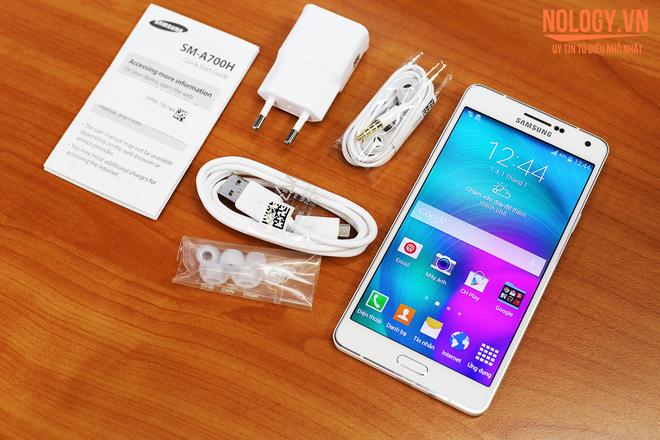 Bán Samsung Galaxy A7 chính hãng giá rẻ