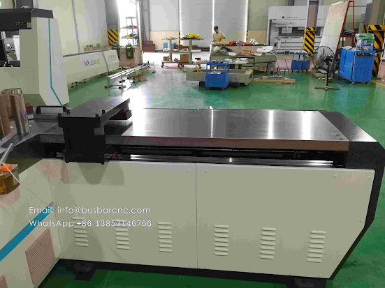 busbar processor machine