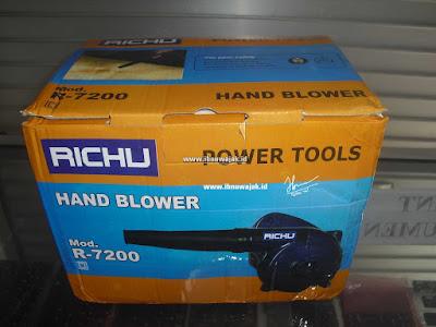 kardus Hand Blower Richu R-7200