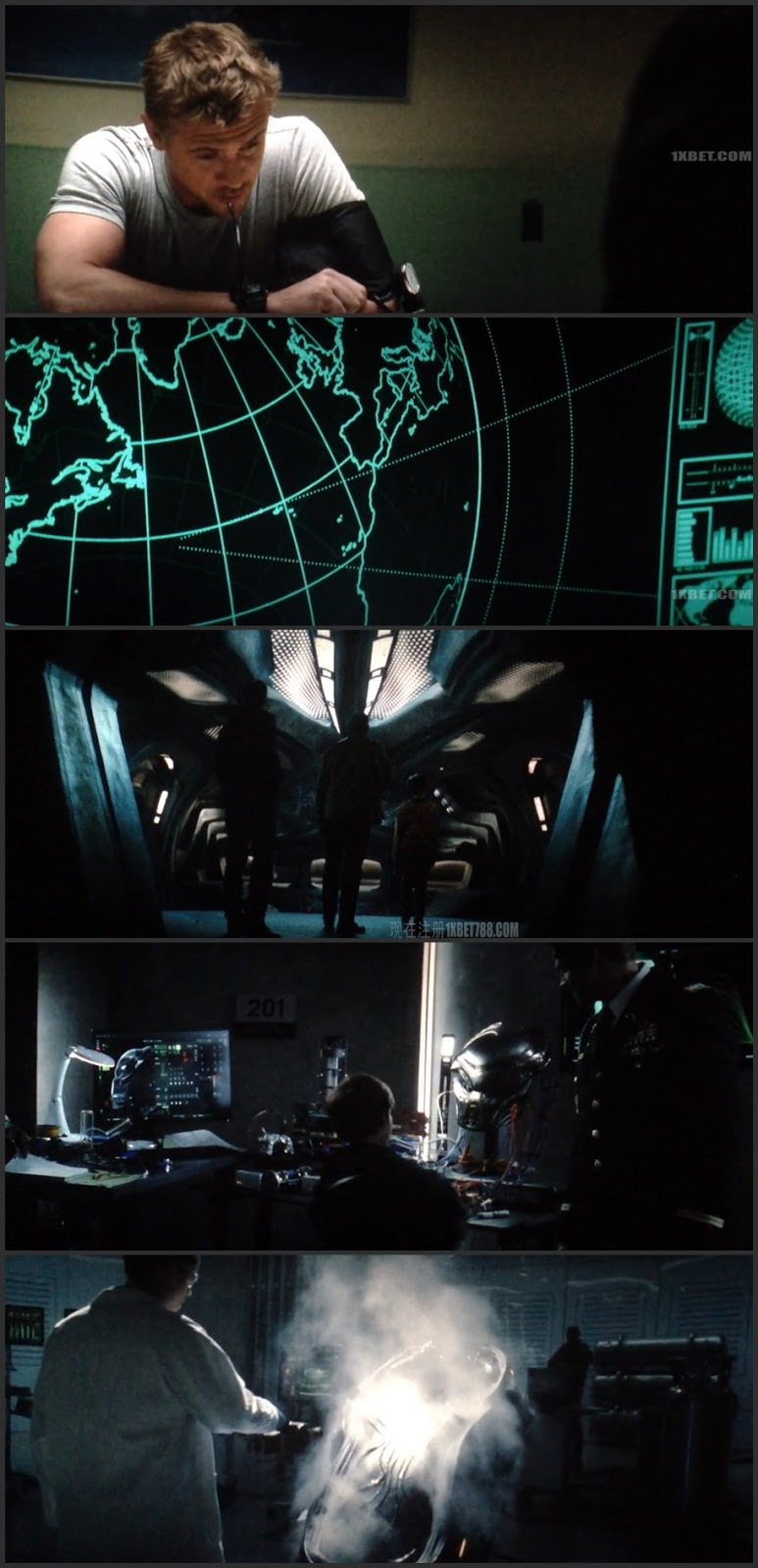 The Predator (2018) Dual Audio Hindi 480p HDTS 300MB | SSR