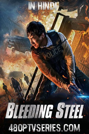 Watch Online Free Bleeding Steel (2017) Full Hindi Dual Audio Movie Download 480p 720p Bluray