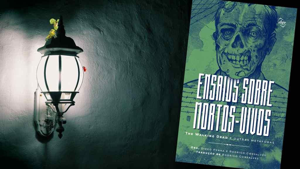 Ensaios sobre Mortos-Vivos, organizado por Rodrigo Gonsalves e Diego Penha e publicado pela Aller Editora, referência em obras dedicadas à psique humana, parece cair como uma luva no momento que vivemos.