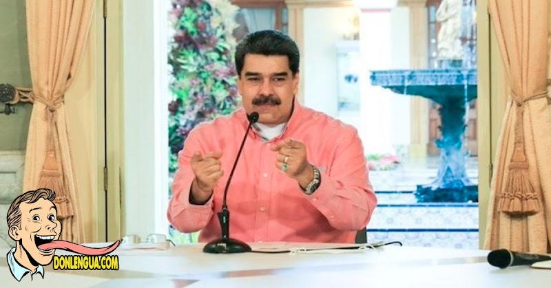 Maduro estudia una ley que da 20 años de cárcel para quien lo odie a él o al régimen