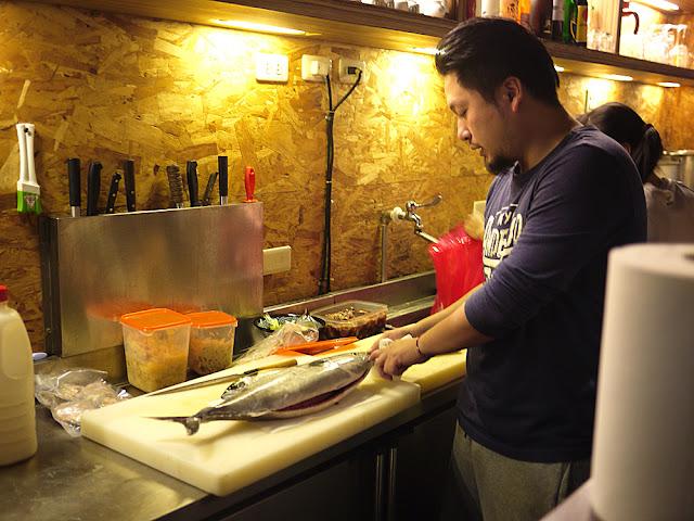 P1290768 - 【熱血採訪】深夜食堂│這輩子休想再叫我去甜在興燒烤鮮魚丼啤酒(已歇業