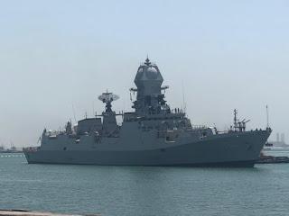 Operation 'Samudra Setu-II'
