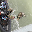 Indonesia Navy Frogmen (KOPASKA) VBSS exercise / demo