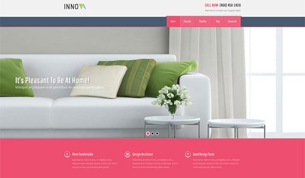 innova-interior-funiture-wordpress-cms-theme-wonarts