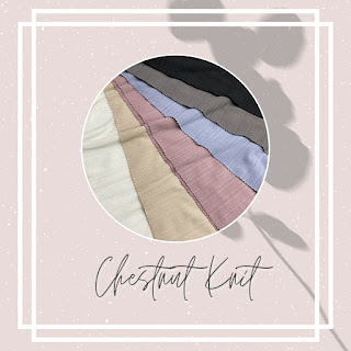 Chestnut Knit