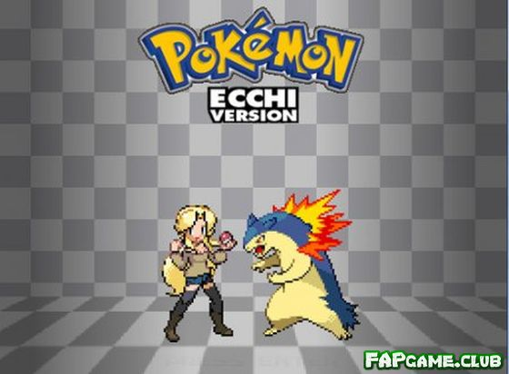 Pokémon Ecchi Version