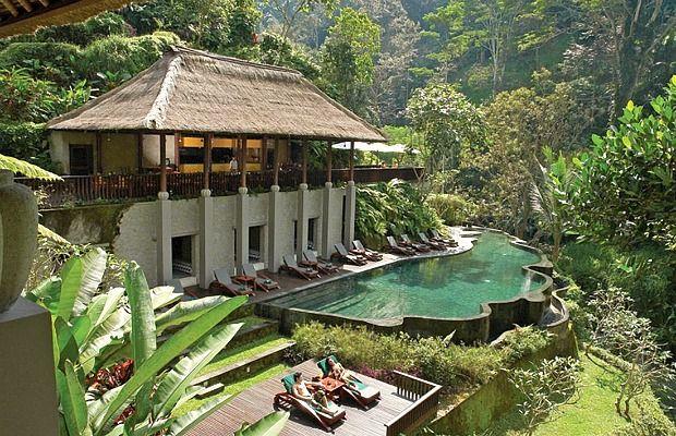 Gallery Of World Beauty Wisata Bali Kolam Renang Mewah Yang