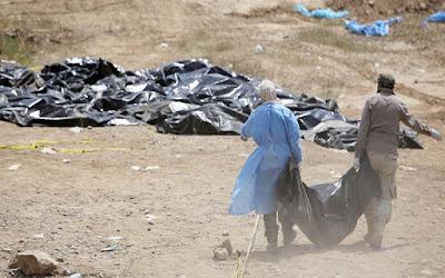 الكشف عن 600 مفقود من ضحايا سبايكر