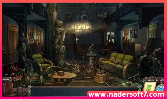 تحميل لعبة الألغاز والرعب Haunted House للكمبيوتر الاصلية