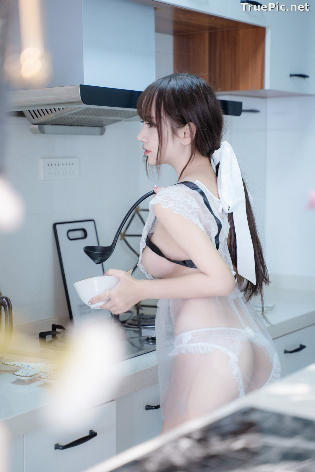 Image Chinese Model – 过期米线线喵 (米線線sama) – Sexy Housewife - TruePic.net - Picture-19