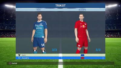 PES 2018 Bundesliga Patch Team by BuliCrewPatch