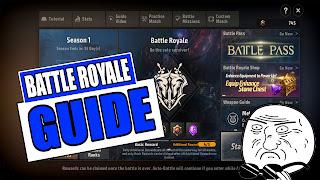 A3: Still Alive Battle Royale Guide