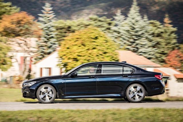 2016 BMW 740Ld xDrive