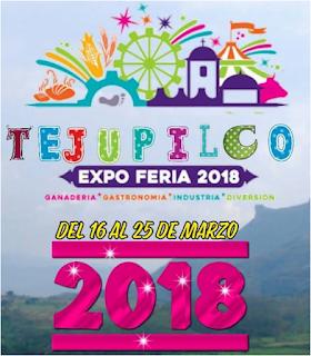 expo feria tejupilco 2018
