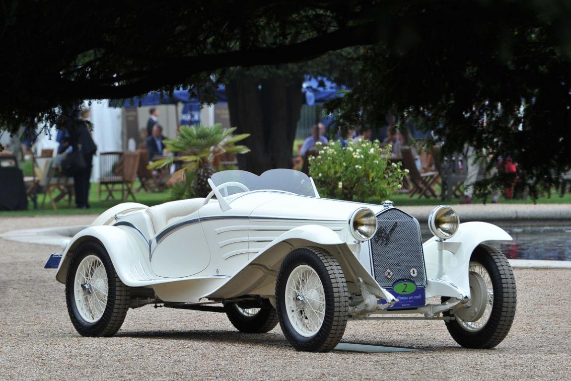 1931 Alfa Romeo 6C 1750 Touring Pictures Gallery - Hot Rod ...