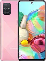 Samsung Galaxy A71 dan Spesifikasi