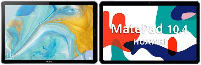 Huawei MediaPad M6 vs Huawei MatePad 10.4