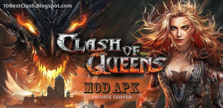 Clash of Queens Hack Private Server (Download Unlimited APK)